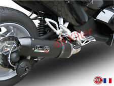 SILENCIEUX GPR FURORE ALU NOIR CAN-AM SPYDER RS 1000 2010/11/12