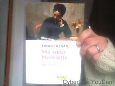 Ernest Renan pour Ma soeur Henriette
