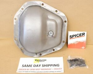 Ford F250 F350 Excursion Dana 60 Front Differential Cover With Bolts 2002-2016