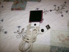 New listing Apple iPod Nano 6th Gen A1366 Pink Mp3 Player 8Gb