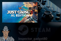 Just Cause 3 XXL Edition PC STEAM OFFICIAL GENUINE KEY - FAST DELIVERY
