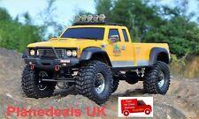 Cruz PG4A Off Road 4WD Rc Rock Crawler 2 velocidad 1/10 RC Kit