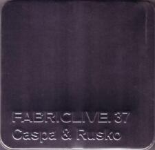 FABRICLIVE.37: Caspa & Rusko [Steel Case](CD 2007) EXC 29 Tracks
