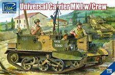 Riich Models RV35011 1/35 Universal Carrier Mk.I w/Crew