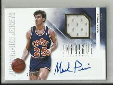 MARK PRICE 2012-13 PANINI INTRIGUE JERSEY AUTO /99