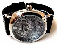 Mens Casual Watch Ice Master BM1294 Black F Leather Band Mens Sports watch 1 ATM