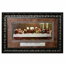 NEW James Lawrence Last Supper Framed Wall Art 2497