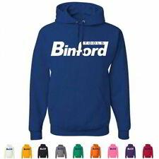 Binford Tools Home Improvement Tv Show Merch Funny Tool Time Mens Hoodies