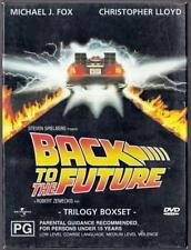 Back To The Future Trilogy Boxset  - DVD,  3 Disc Set