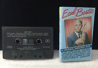 Earl Bostic 14 Original Greatest Hits 1986 CASSETTE TAPE Blue Moon 845 Stomp +++