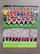 FC Bayern München Epon Mannschaftsfoto DFB Hannover 96 HSV 1992 BVB 09 Borussia