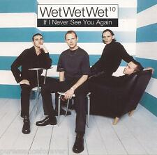 WET WET WET - If I Never See You Again (UK Ltd Ed 4 Tk CD Single Pt 2/Postcards)