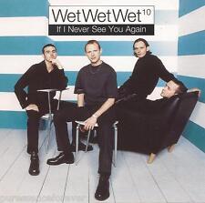 WET WET WET - If I Never See You Again (UK Ltd Ed 4 Tk CD Single Pt 2/Postcards)