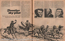 Preachers and Circuit Riders Of The Old West - Names: Iliff, Riggin,Van Orsdell