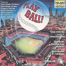 Play Ball! (2 CDs) Abbott & Castelio Who's On First / Casey At The Bat, JE Jones