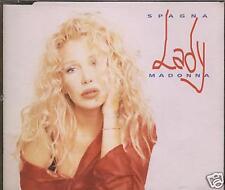 "SPAGNA-RARO CDs 1994""LADY MADONNA"""