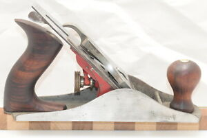 Vintage Stanley No. 1104 Four Square Smoothing Plane (INV L235)