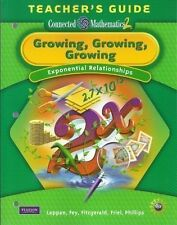 Growing, Growing, Growing: Exponential Relationships, Grade 8 Teachers Guide (C