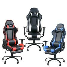 New High Back Racing Style Office Gaming Chair Race Seat Computer Desk Seat