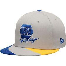 Chase Elliott New Era Curve 9FIFTY Snapback Hat - Gray