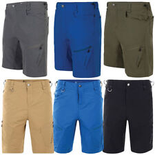 Nylon Patternless Shorts for Men