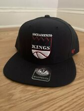 vintage sacramento kings snapback hat New W/ TAGS '47 Brand Hat