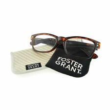 Foster Grant Reading Glasses Multi Focus Conan Brown Advanced Men Women Readers