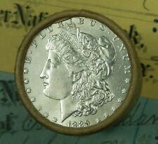 $20 Silver Dollar Roll Morgan Peace Roll Dollars 1889 & CC Ends Dollar Lot #3
