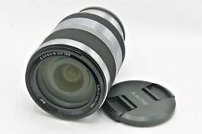 Sony SEL18200 18-200mm F3.5-6.3 OSS E-mount Zoom Lens - Silver