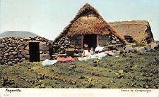 TENERIFE SPAIN CESAS de CAMPESINOS~HOUSES OF PEASANTS POSTCARD 1900s