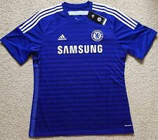 NWT Bagged Mens 2XL Chelsea Home Soccer Jersey Football Shirt Adidas EPL