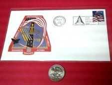 JOSEPH ACABA Hatillo Puerto Rico ASTRONAUTA NASA Florida 2009 Postal Cover FDC