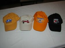 The Haskell Horse Racing Mounmouth Park Racetrack Hat lot 2002-03-05-06