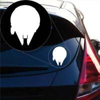 Star Wars Rebel Millennium Falcon Decal Sticker for Car Window, Laptop # 1055