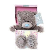 Me to You 30th Birthday Plush Bear Tatty Teddy Gift Present AP701028
