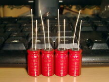 4 X MADE IN JAPAN ELNA CERAFINE 47uF 63V FOR AUDIO ELECTROLYTIC CAPACITOR