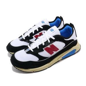 New Balance X-Racer ABZORB Black White Red Mens Womens Running Shoes MSXRCSLG D