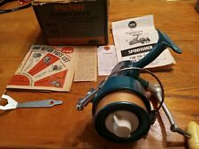 Vintage Penn Spinfisher Green with box tool and inserts. Nice One!