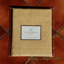 Pottery Barn SOLID VOILE DRAPE 44W X 124L Inch Window Treatment Curtain Panel