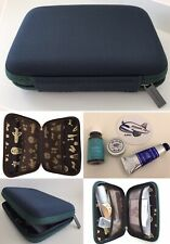 New/SEALED China Airline PREMIUM Business Class HARD CASE TRAVEL Bag Amenity Kit