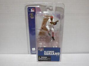 Alfonso Soriano Nationals White 3 Inch McFarlane's MLB Figure 011121MGL8
