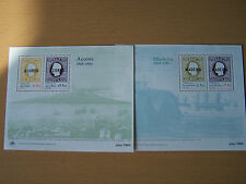 PORTUGAL,AZORES AND MADEIRA.2 U/M,M/SHEETS.
