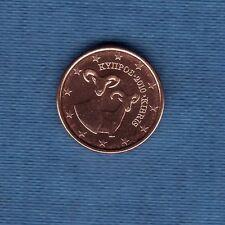 Chypre - 2010 - 1 centime d'euro - Pièce neuve de rouleau -