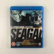 Steven Seagal Collection (Blu-ray, 2010)