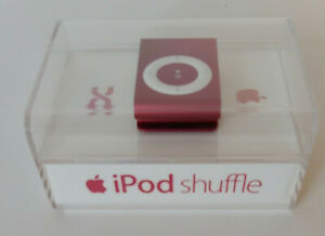 Red Apple iPod Shuffle NEW Sealed 1G Special Edition Model A1204 2nd Generation