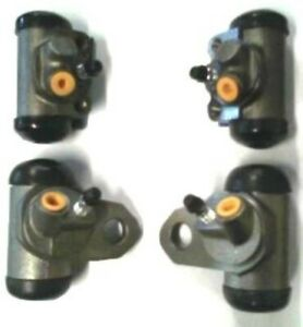 4 Wheel cylinders for Chev *1959* 1960 1961 1962 1963 1964- replace all 4