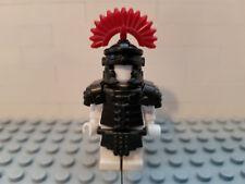 Custom Roman Centurion Legionary Black Armor & Weapon Pack for Lego Minifigures