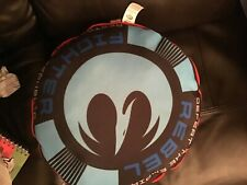 Disney Star Wars round fighter rebel sofa cushion hardly used in great condition