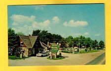 Camdenton,MO Missouri, Hopi Motel, Cottage Court, Stone Cottages,