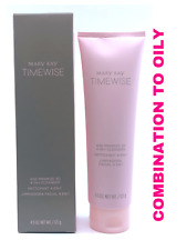 Mary Kay TimeWise 3D 4-In-1-Cleanser Combination to Oily, FREE SHIPPING!!